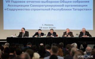 СРО «Содружество строителей республики Татарстан»: главные направления деятельности организации