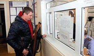 Лицензионно-разрешительная система по оружию