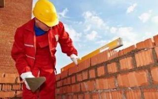 Нужен ли допуск СРО на кирпичную кладку: требования к оформлению допуска при возведении жилых домов